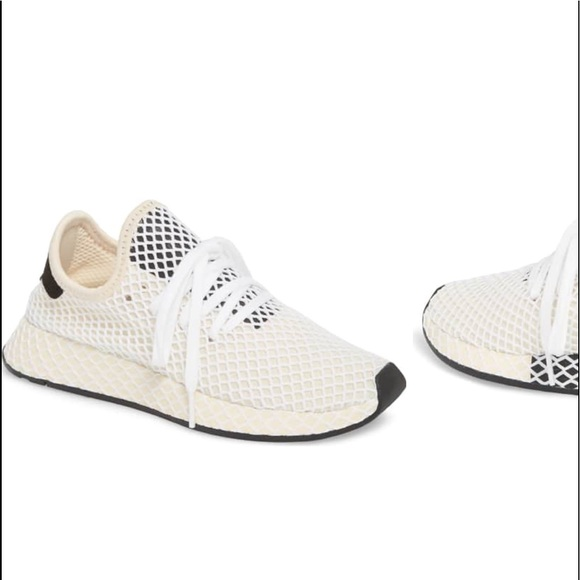 "a39543824 adidas Shoes - Adidas ""Deerupt"" fishnet size 6"